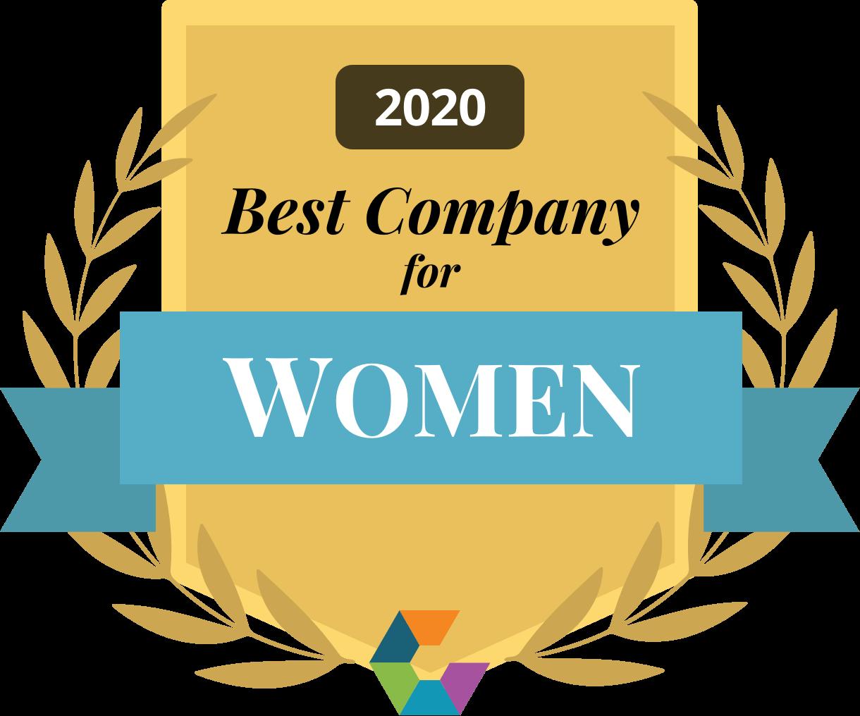 Best Company for Women 2020